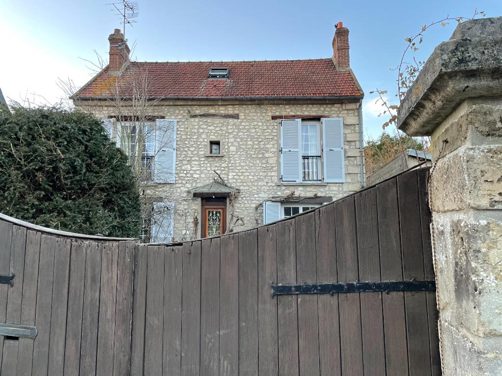 Vente maison / villa Henonville 380520€ - Photo 1