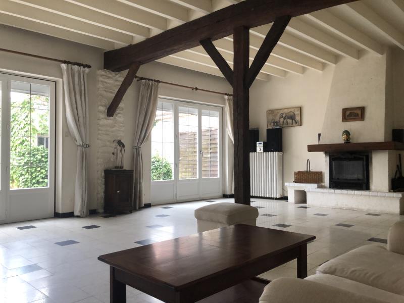 Sale house / villa Fourges 273000€ - Picture 1
