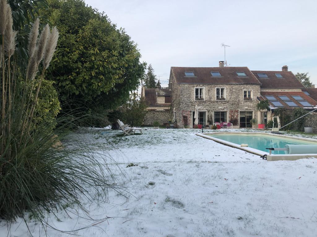 Deluxe sale house / villa Montchauvet 595000€ - Picture 1