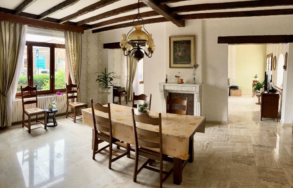 Vente maison / villa Bailleul sir berthoult 267000€ - Photo 1