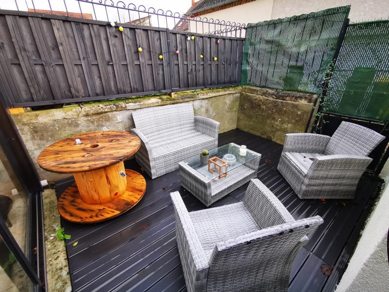 Vente maison / villa Cormeilles en vexin 209000€ - Photo 1