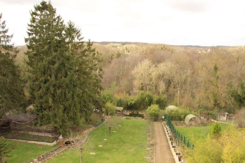 Vente maison / villa Boissy l aillerie 472500€ - Photo 4