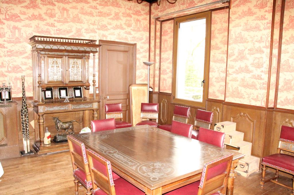 Vente maison / villa Boissy l aillerie 472500€ - Photo 5