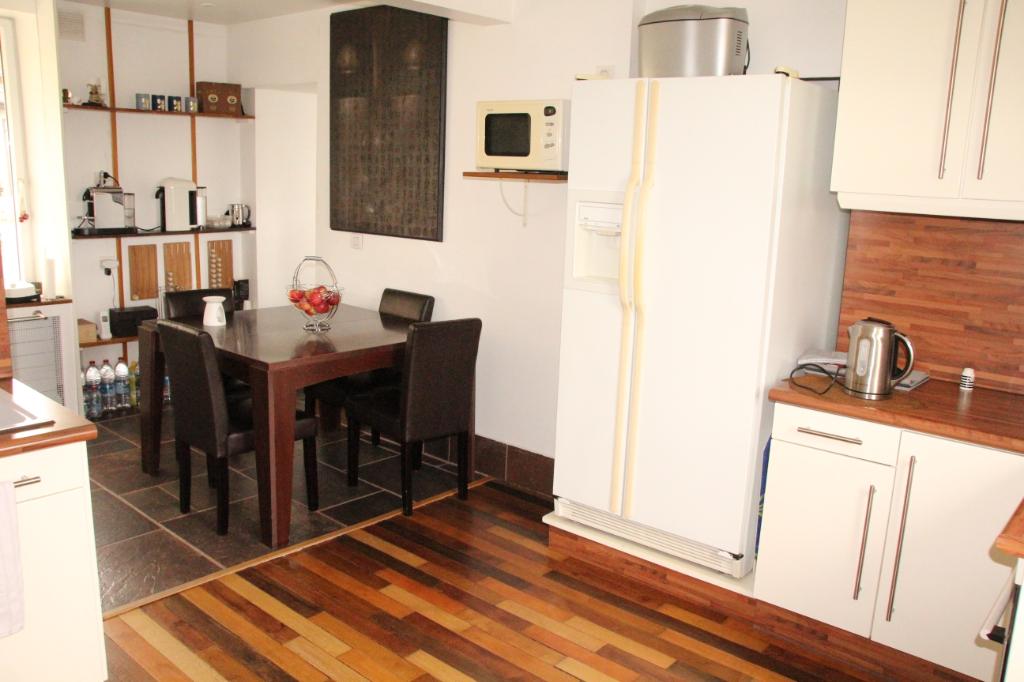 Vente maison / villa Boissy l aillerie 472500€ - Photo 7
