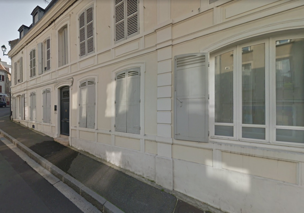 Rental office Pontoise 850€ CC - Picture 1