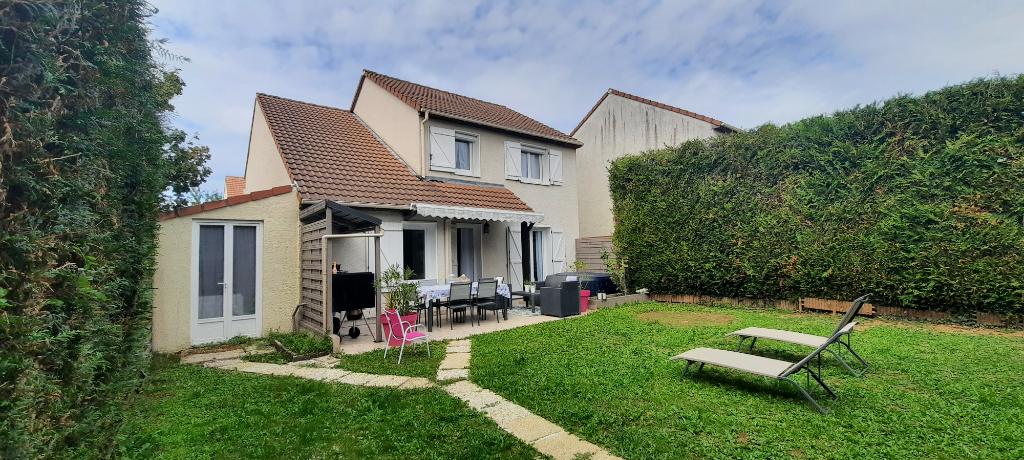 Sale house / villa Vaureal 429000€ - Picture 1