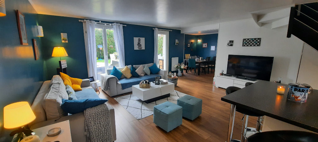 Sale house / villa Vaureal 429000€ - Picture 3