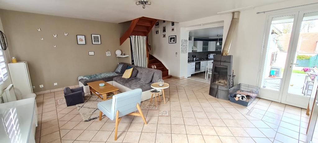 Maison individuelle de 80 m2 avec jardin