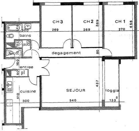 Vente appartement Sartrouville 395000€ - Photo 9