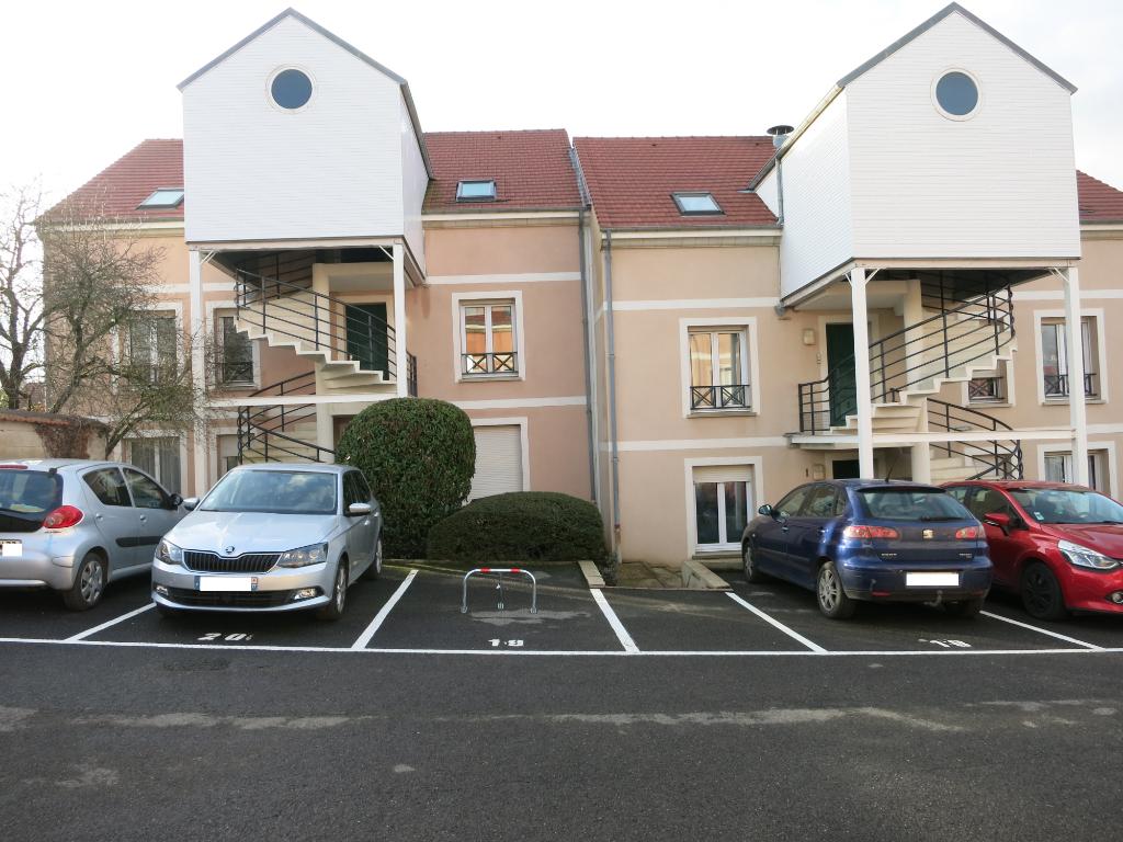 Vente appartement Nanteuil les meaux 131000€ - Photo 1