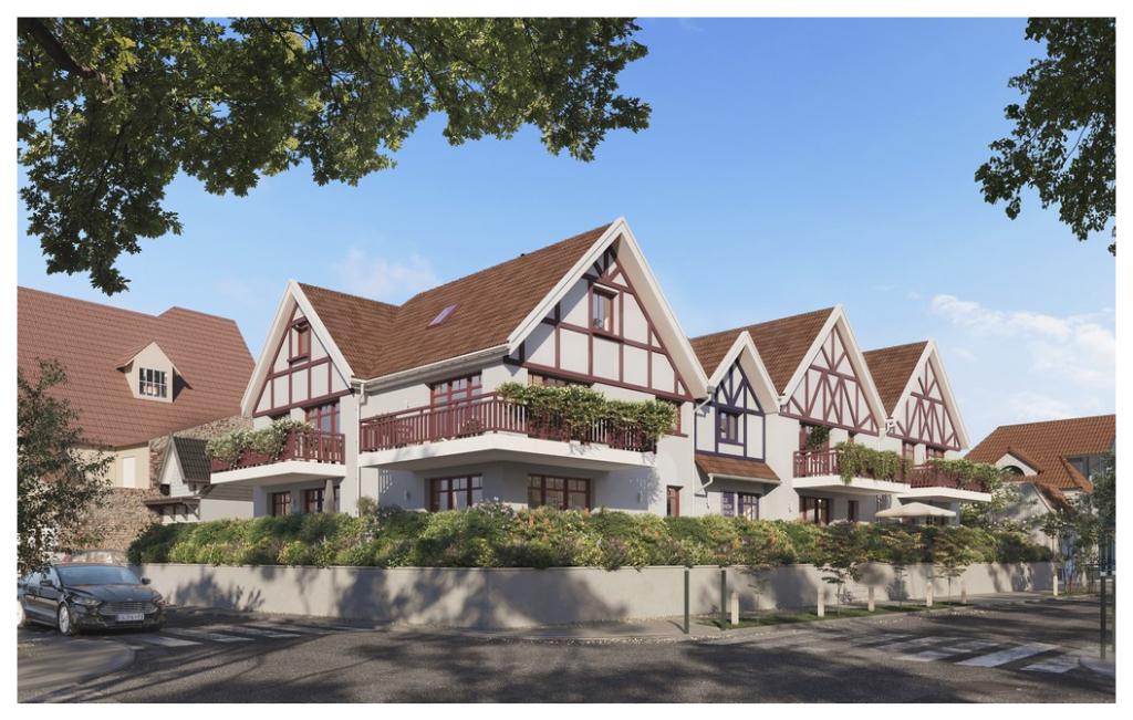 Appartement duplex A 2 WIMEREUX - 4 pièce(s) - 116 m2