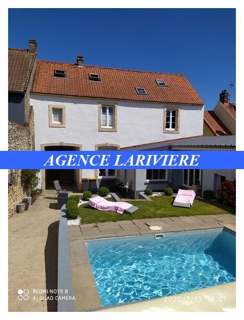 Sale house / villa Marquise 409500€ - Picture 1