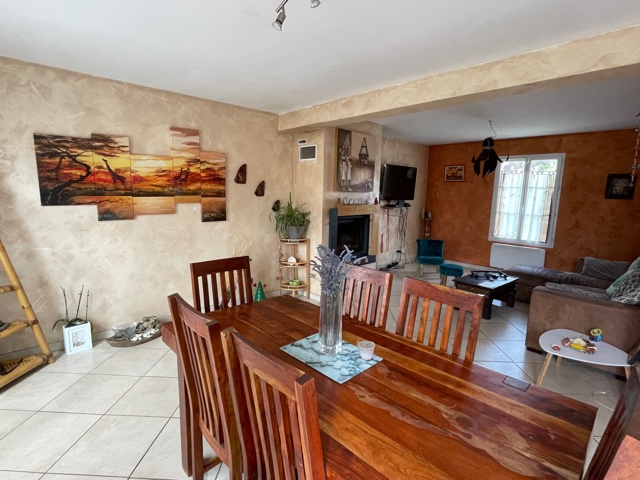 Vente maison / villa La chapelle en serval 445 000€ - Photo 3