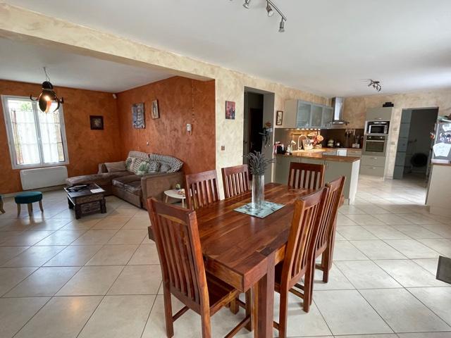 Sale house / villa La chapelle en serval 445000€ - Picture 7
