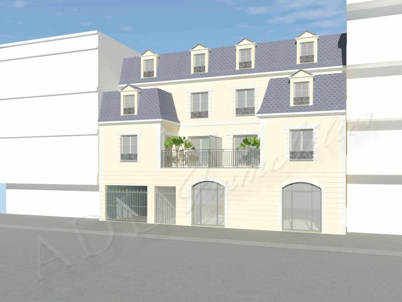 BOUTIQUE CHANTILLY - 87.40 m2