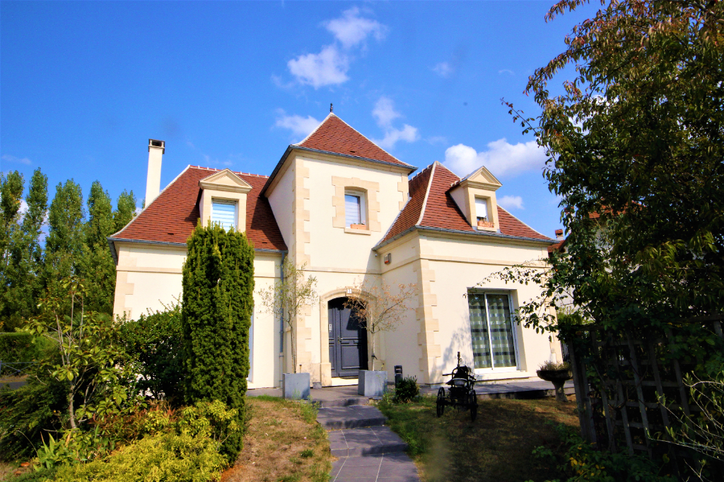 Vente maison / villa Saint witz 630 000€ - Photo 1