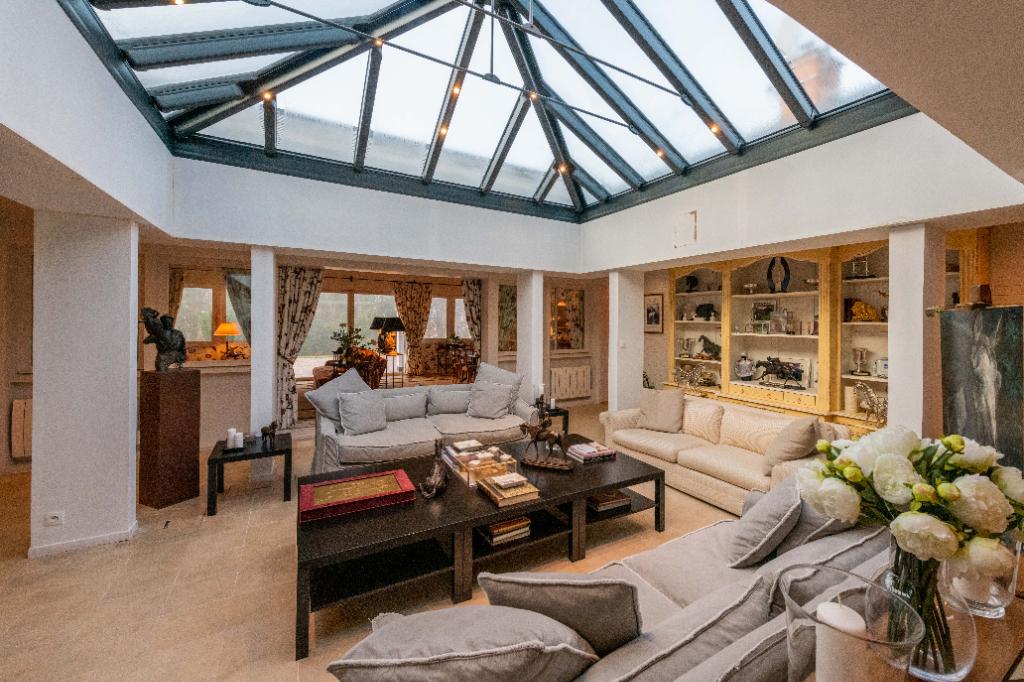 Vente maison / villa Gouvieux 1850000€ - Photo 2