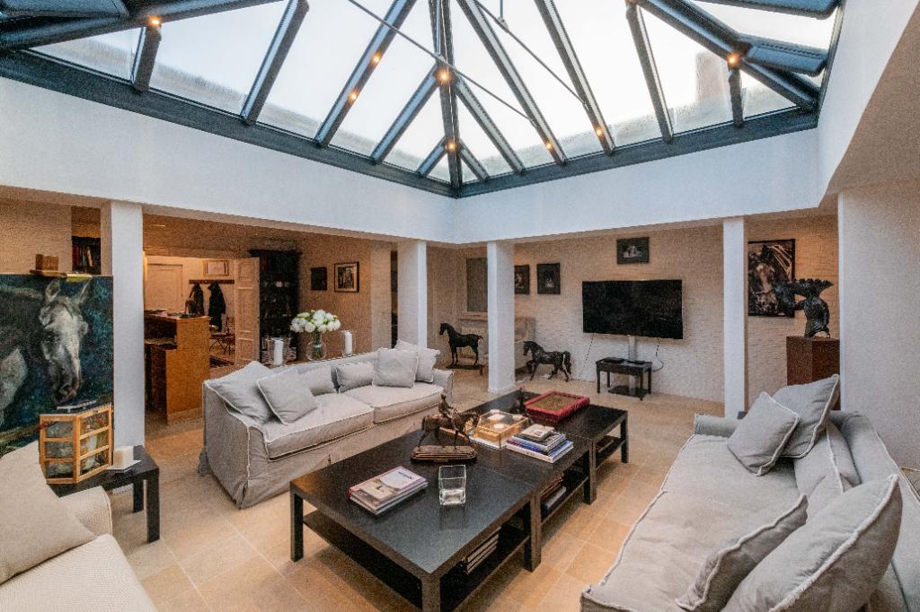 Vente maison / villa Gouvieux 1850000€ - Photo 3