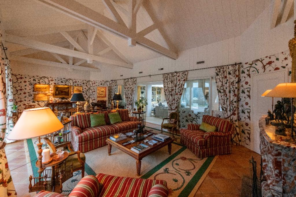 Vente maison / villa Gouvieux 1850000€ - Photo 4
