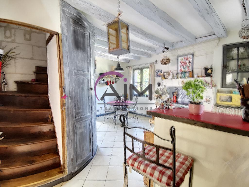 Sale house / villa La chapelle sur loire 319900€ - Picture 5