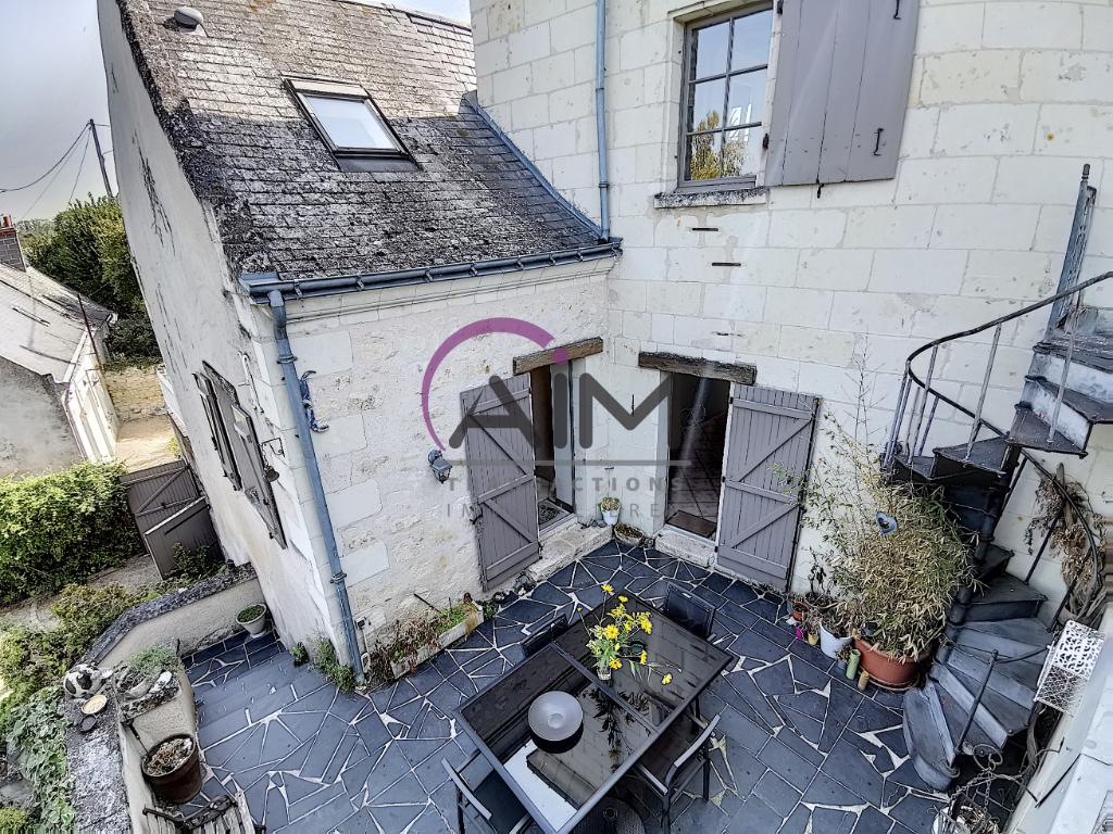 Sale house / villa La chapelle sur loire 319900€ - Picture 14