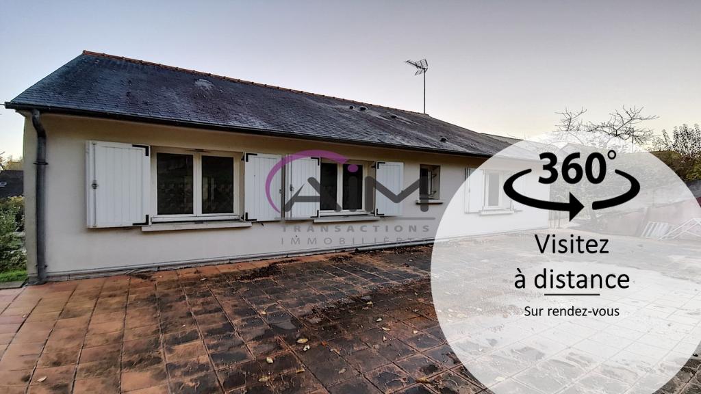 Sale house / villa Fondettes 360000€ - Picture 1