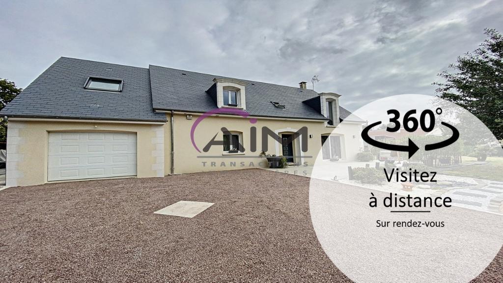 Sale house / villa Montlouis sur loire 341900€ - Picture 1