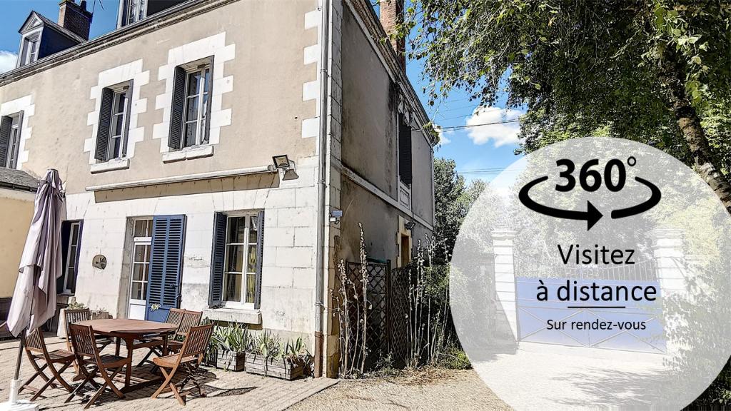 Sale house / villa Montlouis sur loire 374500€ - Picture 9