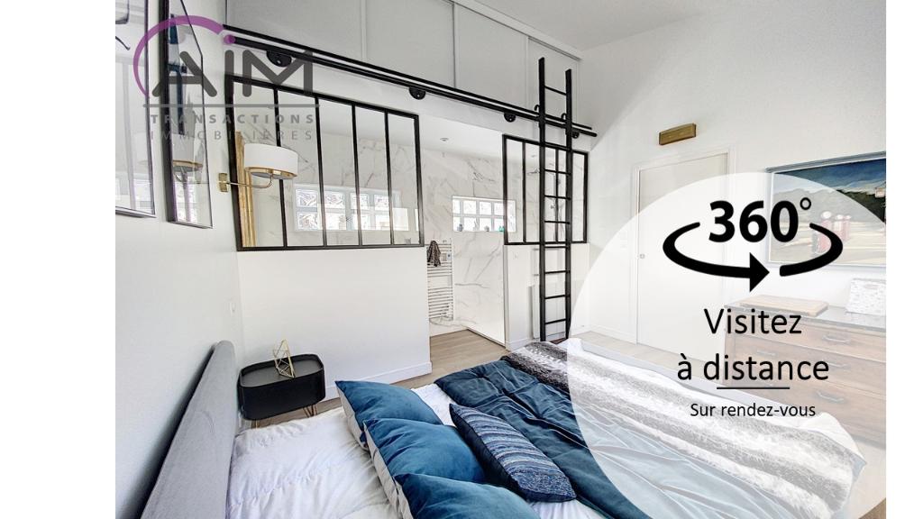 Sale apartment Tours 403700€ - Picture 1