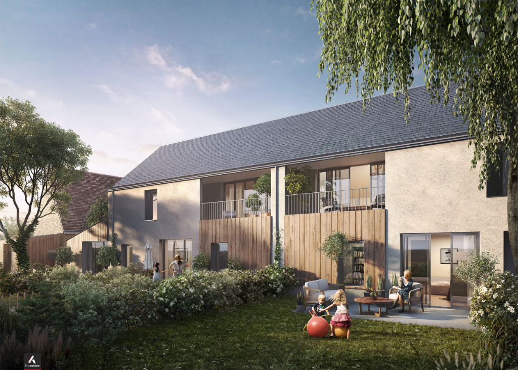 Venta  apartamento Montlouis sur loire 205000€ - Fotografía 1