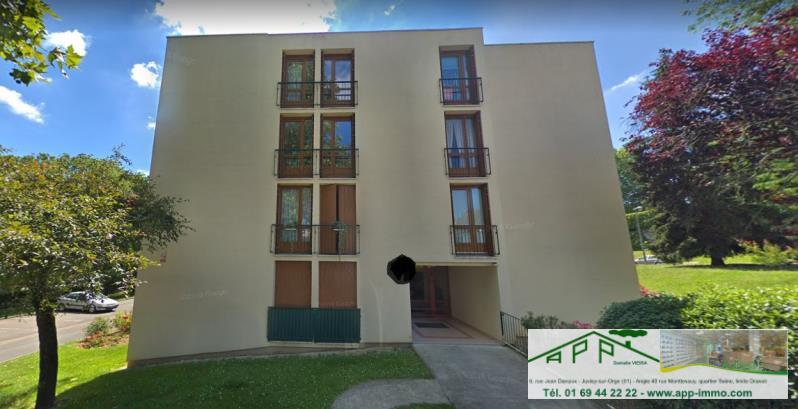 Rental apartment Brunoy 430€ CC - Picture 1