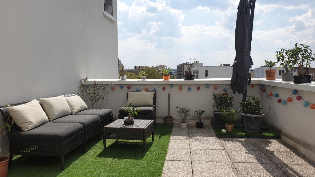 Sale apartment Juvisy sur orge 367500€ - Picture 2