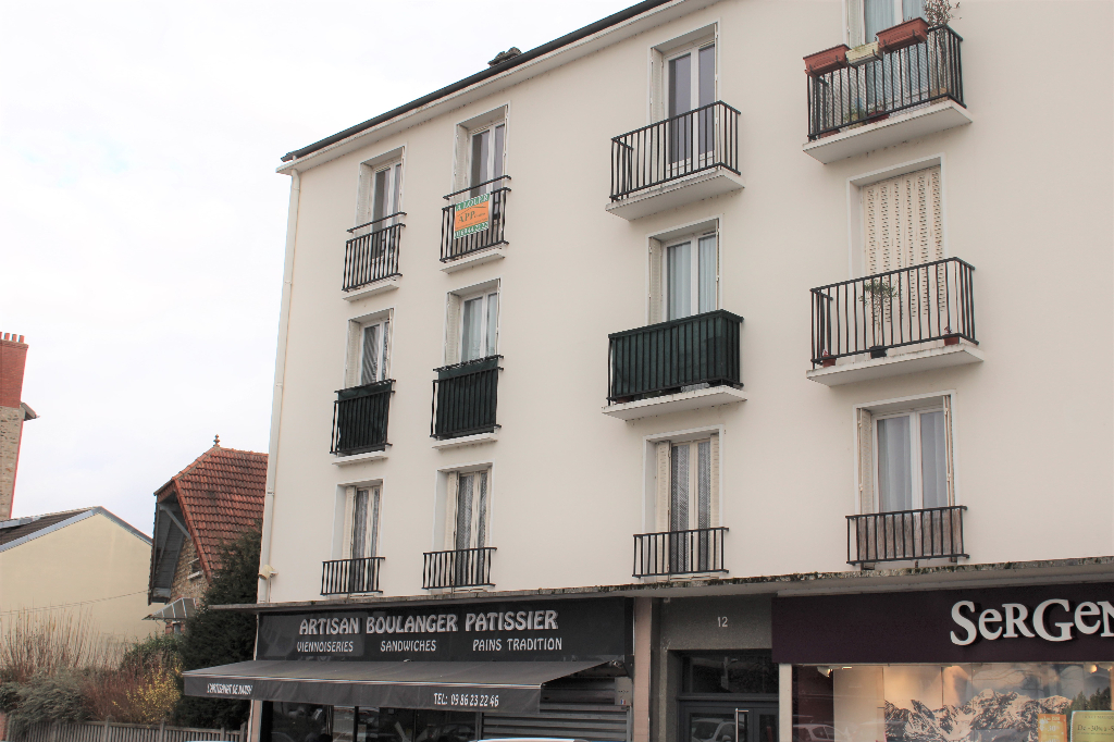 Location appartement Juvisy sur orge 920€ CC - Photo 1