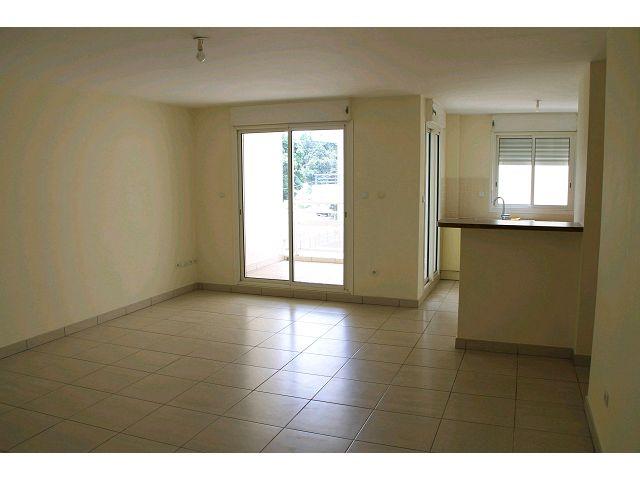 Grand appartement T2 - St Denis