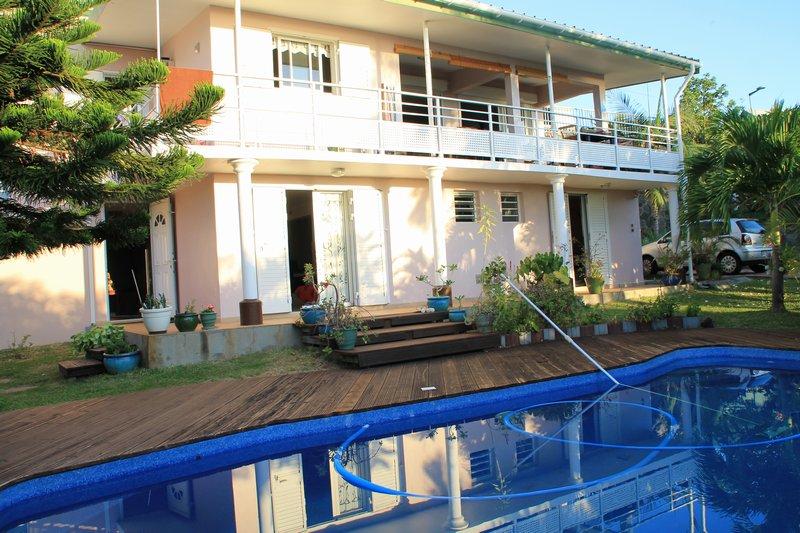 Villa T7 avec vue mer - Plateau Caillou