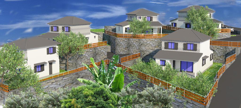 Villa neuve T4 -  Entre Deux