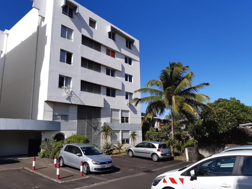 Appartement 1 pièce 27m² -SAINT DENIS