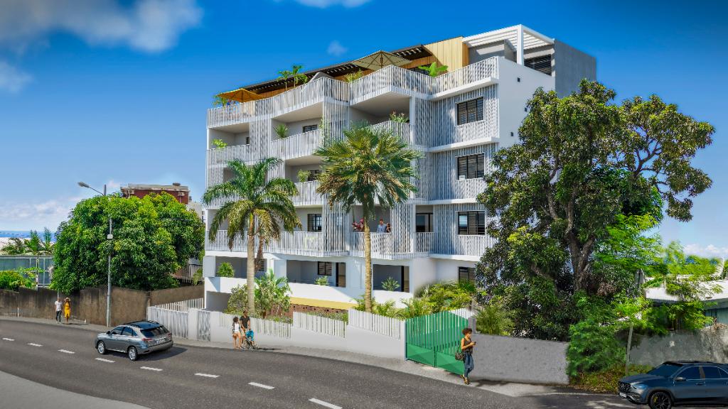 Appartement T3 - Ste Clotilde