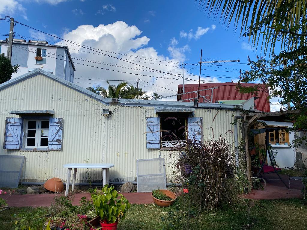 Maison T3  - Bois de nèfles Saint Paul