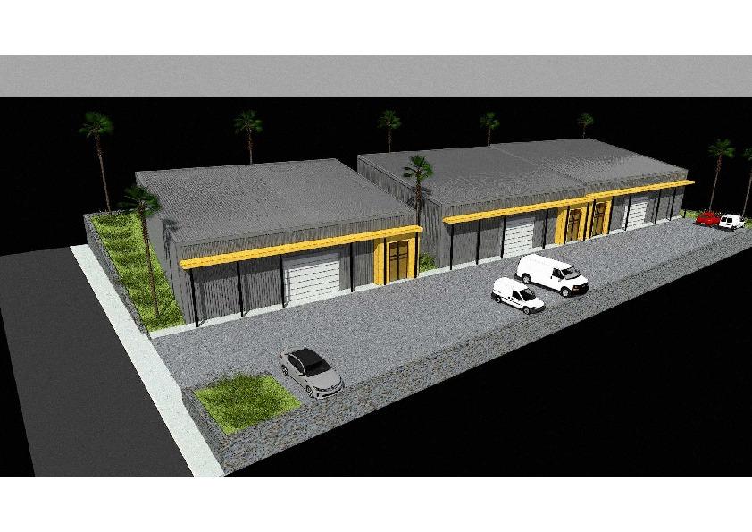 Entrepôt / local industriel Le Tampon 1 pièce(s) 300 m2