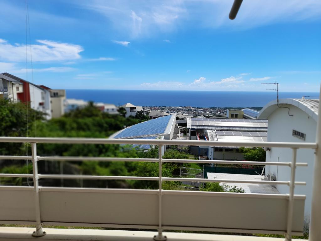 Appartement T3 avec vue mer -  Ste Clotilde