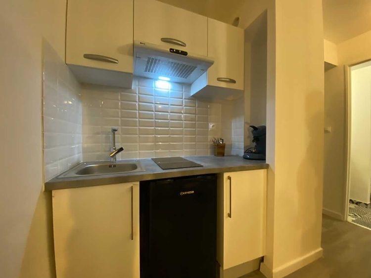 Appartement T1 - meublé