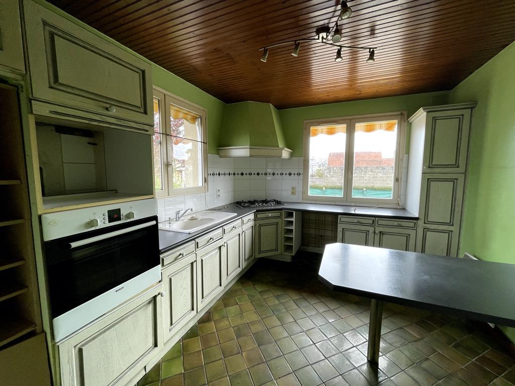 Vente Maison de 5 pièces 127 m² - OUISTREHAM 14150   AVA IMMOBILIER  - AR photo3