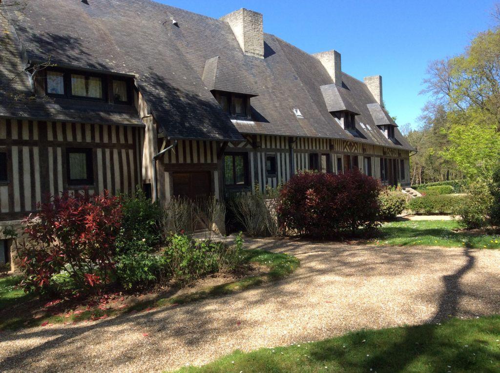 A VENDRE -TOURGEVILLE - 5 mn de Deauville