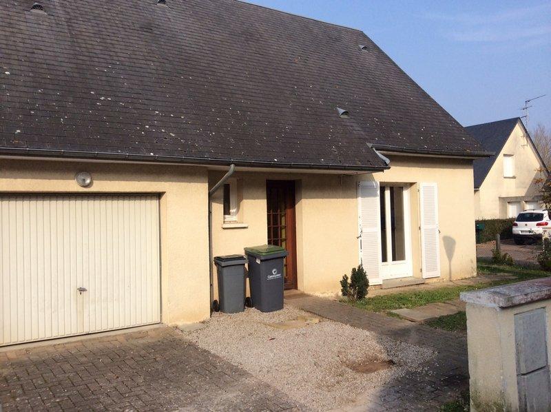 A LOUER Maison de type F5 rue de bayeux à Caen