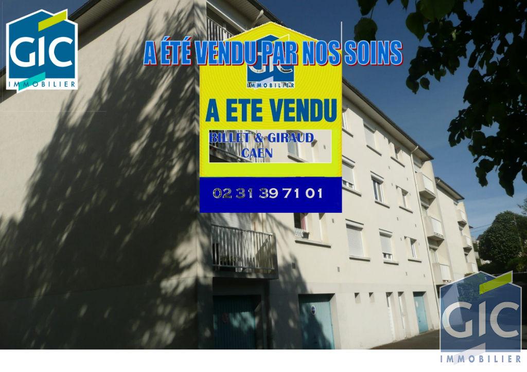 Appartement Caen 2 pièce(s) 46 m²