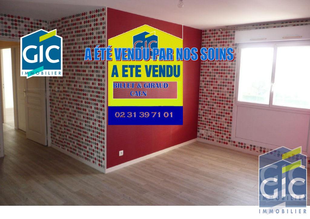 Appartement Caen 3 pièce(s) 54 m2