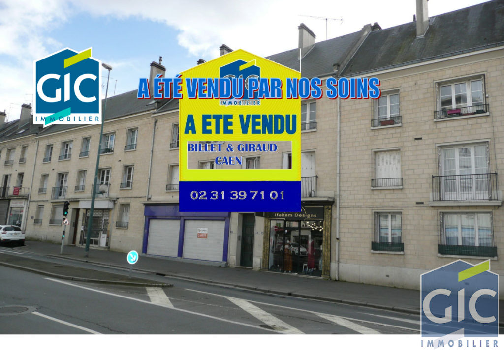 Appartement Caen 2 pièce(s) 40 m2