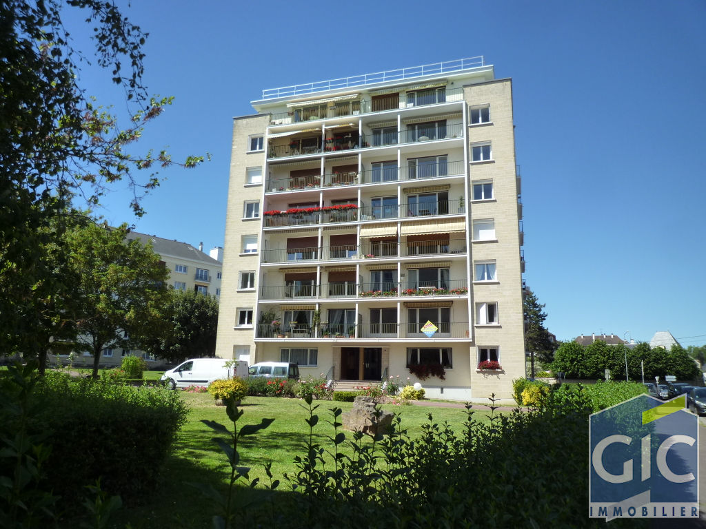 A VENDRE - Appartement Caen 4 pièce(s) 76 m2