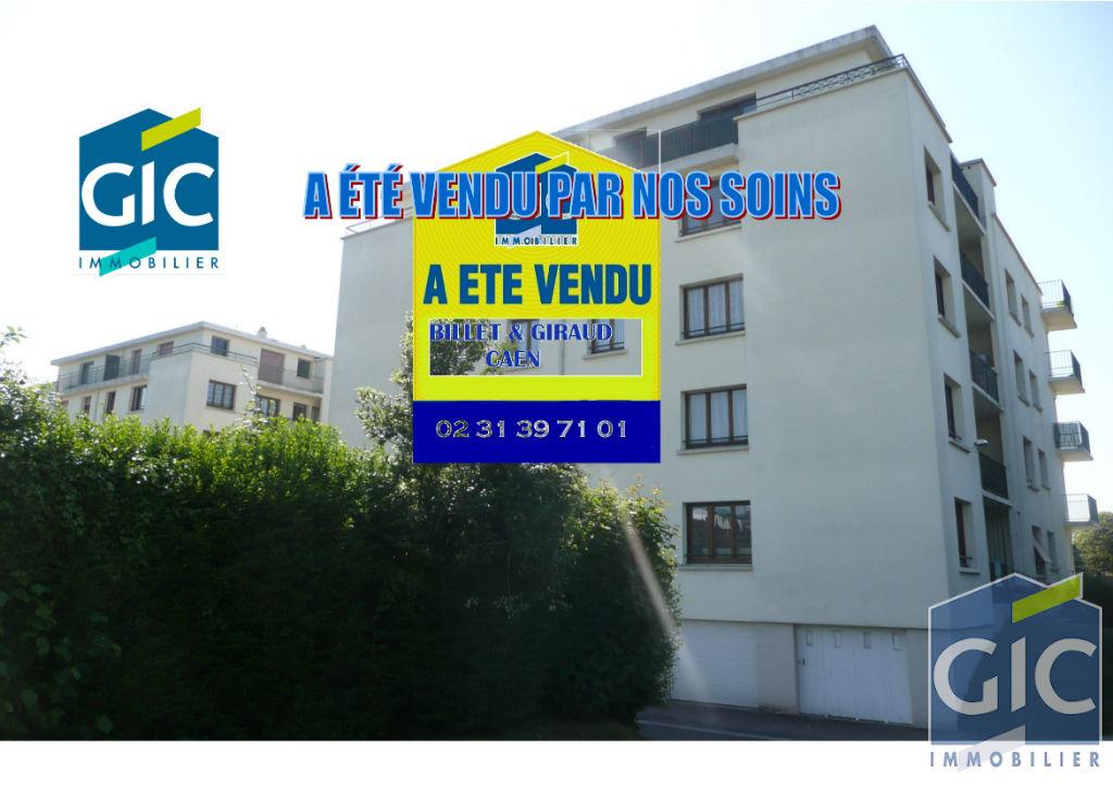 Appartement Caen 3 pièce(s) 65 m2